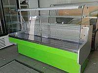 Кондитерская витрина Dolce 120 Freddo (гнутое стекло)  (напольная)