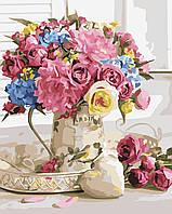 Художественный творческий набор, картина по номерам Праздничный букет, 40x50 см, «Art Story» (AS0335), фото 1