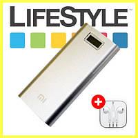Power Bank Xiaomi Mi 28800 mAh 2 USB Металл