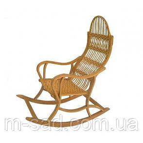 Кресло качалка плетеное Трансформер (разборное), фото 2