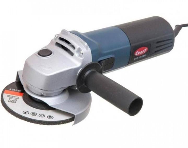 Угловая шлифмашина Craft CAG-125/1000