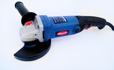 Угловая шлифмашина Craft CAG-125/1300L
