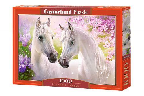 """Пазлы Castorland """"Влюблённые лошади"""" 1000 элементов"""