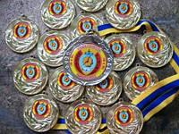 Медаль сувенірна медаль для выпускников , фото 1
