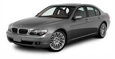 BMW 7 E65; E66 L (2001-2008)