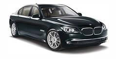 BMW 7 F01; F02 (2008-2015)