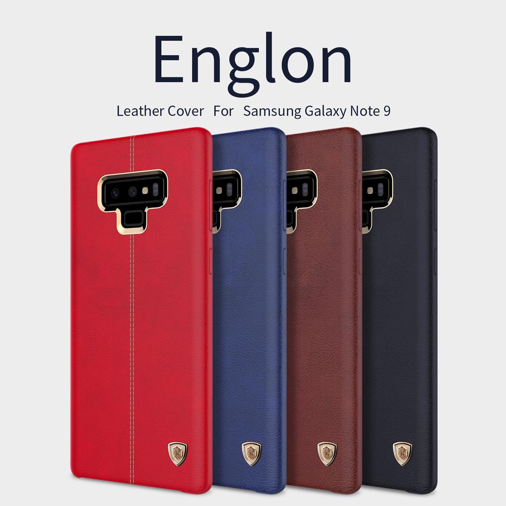 Чехол для Samsung Galaxy Note 9 N960 Nillkin Englon