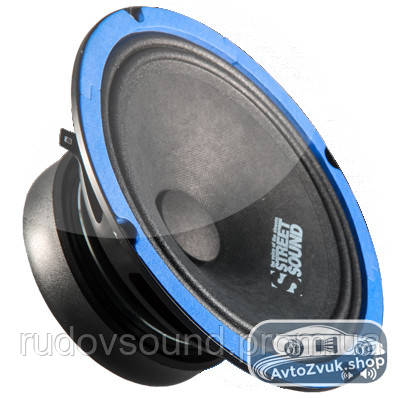 Эстрадная акустика Street Sound MDR-S80 (20см | 120/240w | 99db | 100-9000hz)
