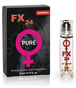 Женские духи с феромонами FX24 Pure, 5 мл