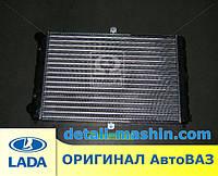 Радиатор водяного охлаждения (инжектор) на ВАЗ 2108 2109 21099 2113 2114 2115 (Автоваз)