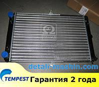 Радиатор водяного охлаждения ВАЗ 2108 2109 21099 2113 2114 2115 инжектор (TEMPEST)