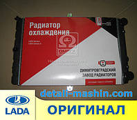 Радиатор водяного охлаждения ВАЗ 2108 2109 21099 2113 2114 2115 карбюратор (пр-во ОАТ-ДААЗ)