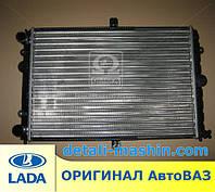Радиатор водяного охлаждения ВАЗ 2108 2109 21099 2113 2114 2115 КАРБЮРАТОР (пр-во Тольятти)  АвтоВАЗ
