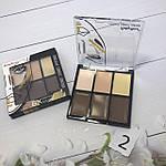 Палетка консилеров Ruby Rose Conceale Correct Contour Palette, фото 4