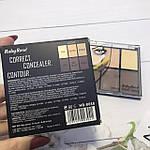 Палетка консилеров Ruby Rose Conceale Correct Contour Palette, фото 5
