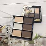 Палетка консилеров Ruby Rose Conceale Correct Contour Palette, фото 6