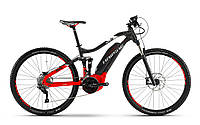 "Велосипед Haibike SDURO FullNine 6.0 29"" 500Wh, рама 44см, ход 100 мм, 2018"