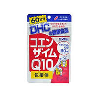 Витамины для Кожи и Волос DHC Коэнзим-витамины Q10 (120 капсул)