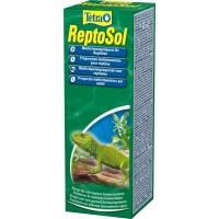 TetraFauna ReptoSol жидкий витаминный концентрат для всех видов рептилий, 50мл