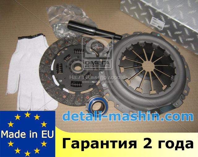 Комплект сцепление ВАЗ 2190 Гранта (диск нажим.+вед.+подш.) (RIDER) 21703-1601000-10