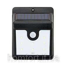 Подсветка с датчиком движения 12 led wall lights, фото 2
