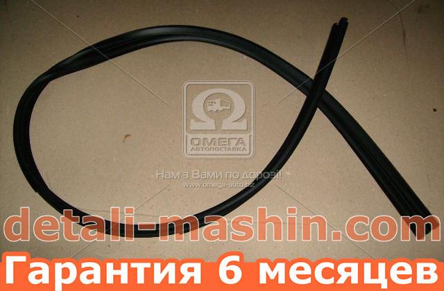 Уплотнитель стекла опускного ВАЗ 2104, 2105, 2107 двери передней (пр-во БРТ) 2105-6103294-02Р