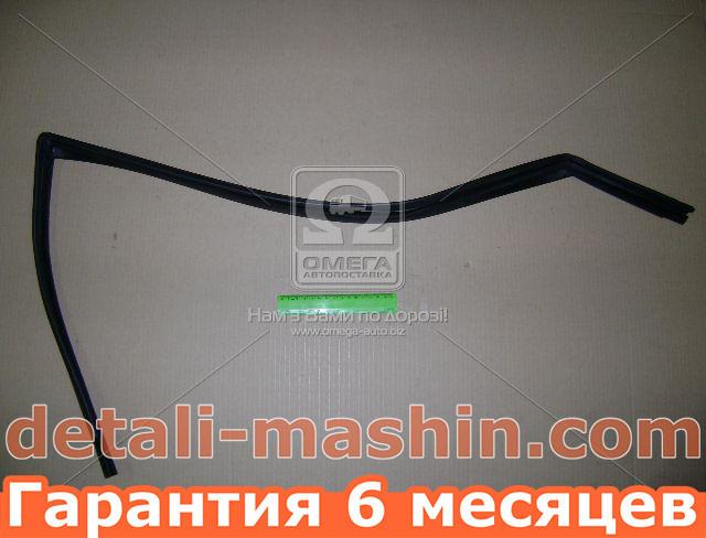 Уплотнитель стекла опускного ВАЗ 2110 2112 верхний правый (пр-во БРТ) бархотка