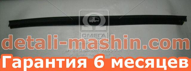 Уплотнитель стекла опускного задний левый нижний ВАЗ 2110 2111 2112 (пр-во БРТ)