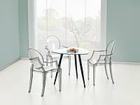 Стеклянный стол Halmar Artemis