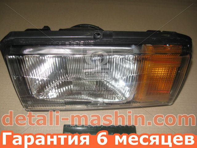 Фара левая передняя на ВАЗ 2104 2105 2107 (желтый указатель поворота) Формула света, г. Клинцы