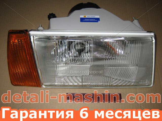 """Фара передняя правая на ВАЗ 2108 2109 21099 оранжевый указатель """"ОСВАР"""""""