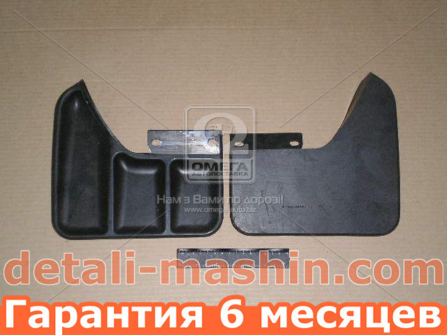 Фартук задний левый на ВАЗ 2123 Нива Шевроле (пр-во БРТ)