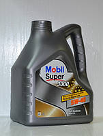 Mobil Super 3000 X1 Diesel 5W-40, 4л