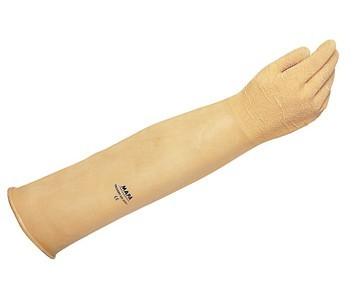 Перчатки латексные химстойкие «Trident» мод. 285  (КК, Щ50) - ООО ФИРМА «АВ ЦЕНТР» в Киеве