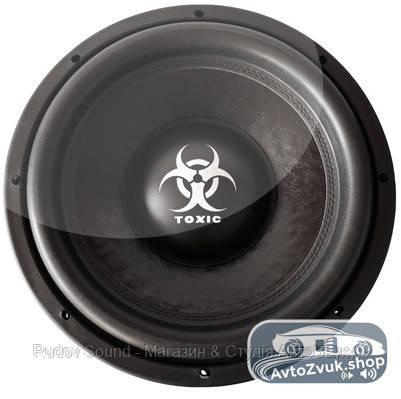 Сабвуфер Ultimate Audio Toxic 12 (12″ | 350/700w | 87db | 2+2Ω)