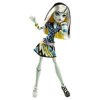 Кукла Monster High Coffin Bean Frankie Stein Doll, Монстер Хай Френки Штейн Коффин Бин., фото 1