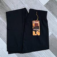Лосины женские бесшовные эластик Шугуан, чёрные, 1294