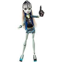 Кукла Монстер Хай Френки Штейн Болельщицы(Командный дух),Monster High Ghoul Spirit Frankie Stein Doll