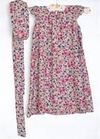 Платье штапель MONE для девочки