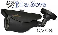 Видеокамера цветная VLC-1100W всепогодная, 1000 ТВЛ, ИК 20м, f=3.6мм, CMOS, OSD меню, Light Vision