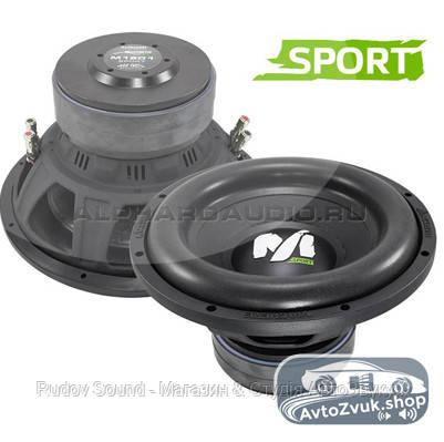 Сабвуфер Deaf Bonce Machete M12D2 Sport (12″ | 750/1500w | 86db | 2+2Ω)