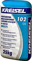 Клеевая морозостойкая базовая смесь для керамической плитки Kreisel 102 Multi (25кг)