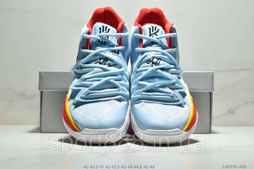 a1698f040603 ... Nike Kyrie 5 Little Mountain PE + Air Zoom Turbo мужские кроссовки  A02919-401