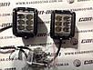 Комплект из двох фар, прожекторов для квадроцикла, фото 3