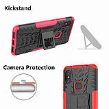 Захисний броньований бампер для Xiaomi Redmi Note 6, фото 2