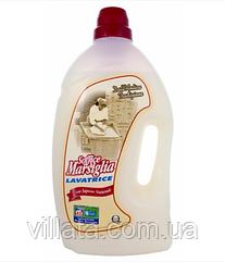 Гель для стирки на основе натурального Марсельского мыла Soffice marsiglia 2.5 L 45ст.