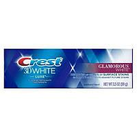 Паста зубная Crest 3D White LUXE Glamorous White (99g) отбел USA