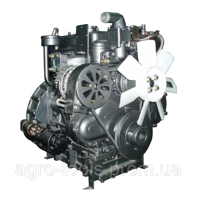 Дизельный двигатель Кентавр KM 385 BT (24 л.с., 3 цилиндра)