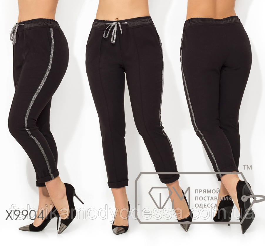 caeaa97e757 Брюки женские Фабрика моды в интернет-магазине Украина недорого батал (р.  48-54 )