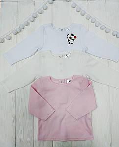 Кофточки набор из 3 единиц для Девочки розовый+белый+молочный